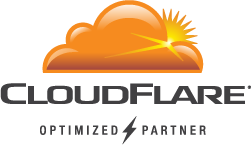 CloudFlare Optimized Partner and CloudFlare Optimized Hosting Provider